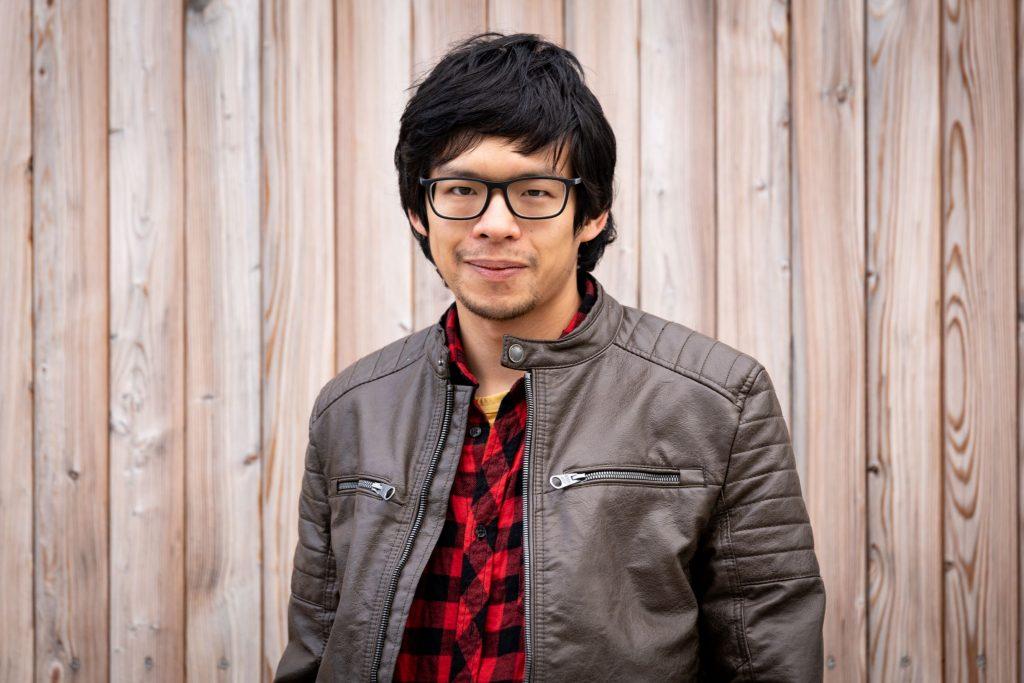 Henry Lai entwickelt Webspecials und Newsgames.