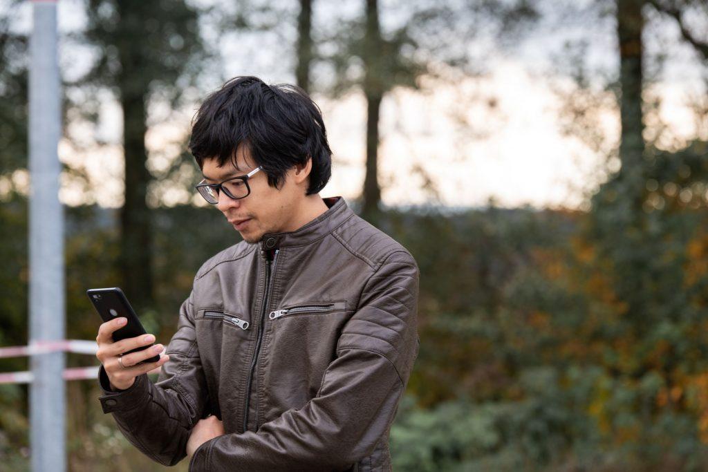 Henry Lai sieht Potential in Newsgames für den Journalismus