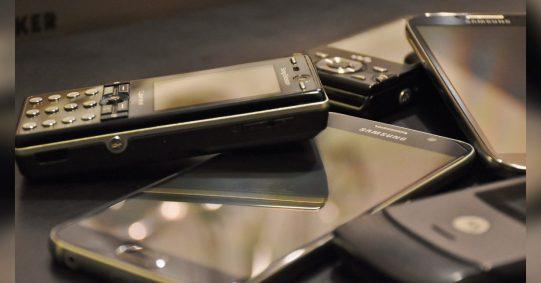 Vom Klapphandy zum Smartphone: Endgeräte verändern sich.