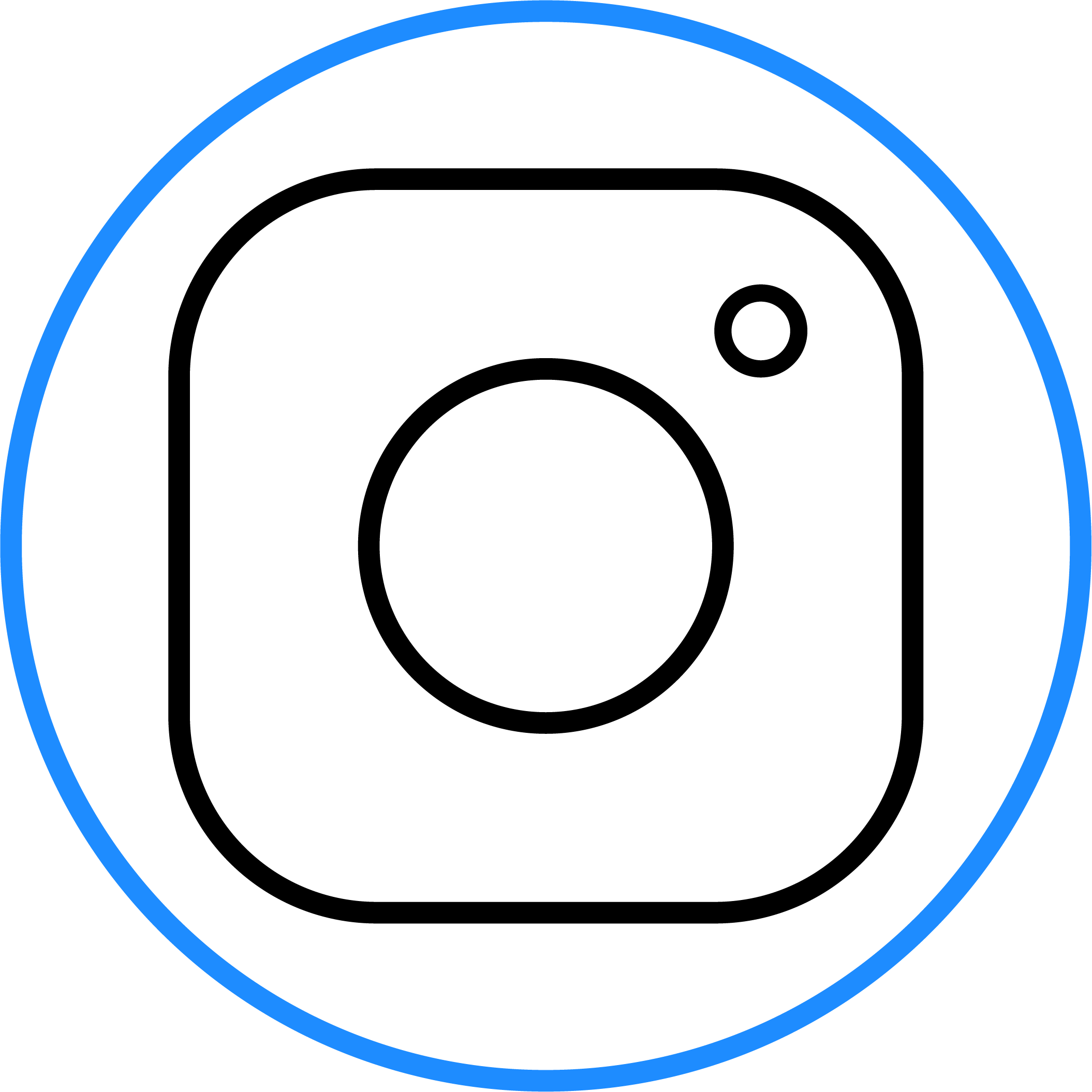 Kontakt Icon: @Instagram