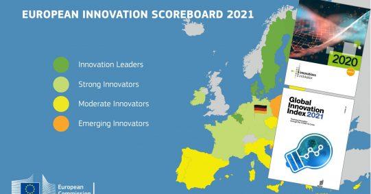 Alle Innovations-Rankings zeigen, dass Deutschland zwar gut aber nicht sehr gut ist.